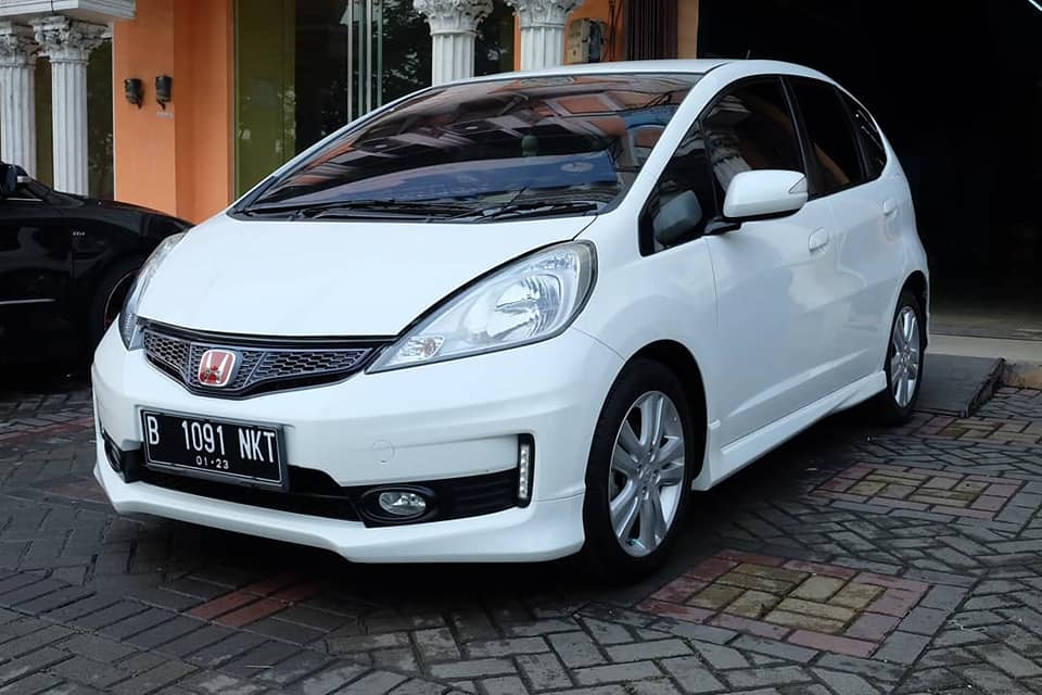 Honda Jazz Ceramic Coating