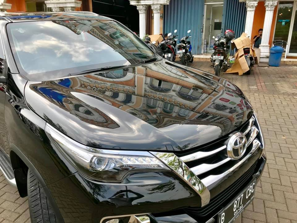 Fortuner VRZ Nano Ceramic Coating