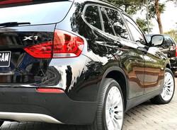 BMW X1 After Ceramic Coating
