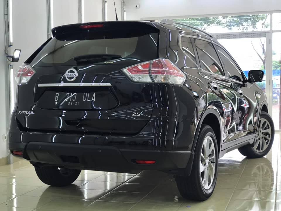 Nissan XTrail Nano Ceramic Coating