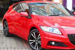 Honda crz nano ceramic coating