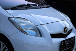 Toyota Yaris Nano Ceramic Coating
