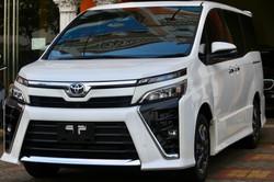 Toyota Voxy Nano Ceramic Coating