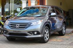 Honda CRV Nano Ceramic Coating