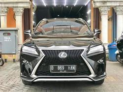 Lexus RX300 Ceramic Coating