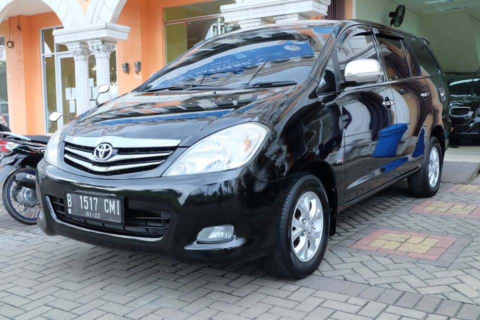 Kijang Innova Nano Ceramic Coating