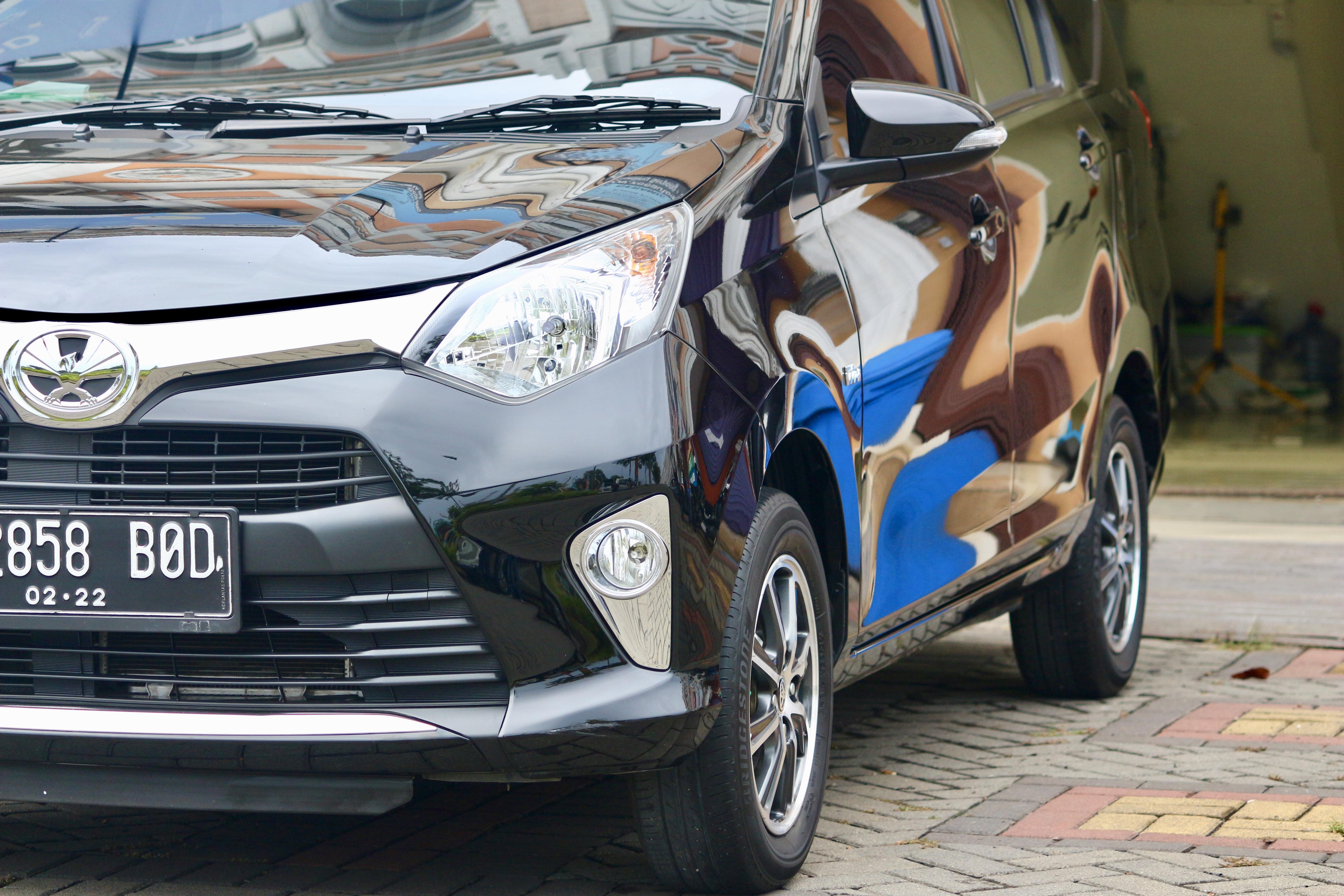 Toyota Calya Auto Detailing