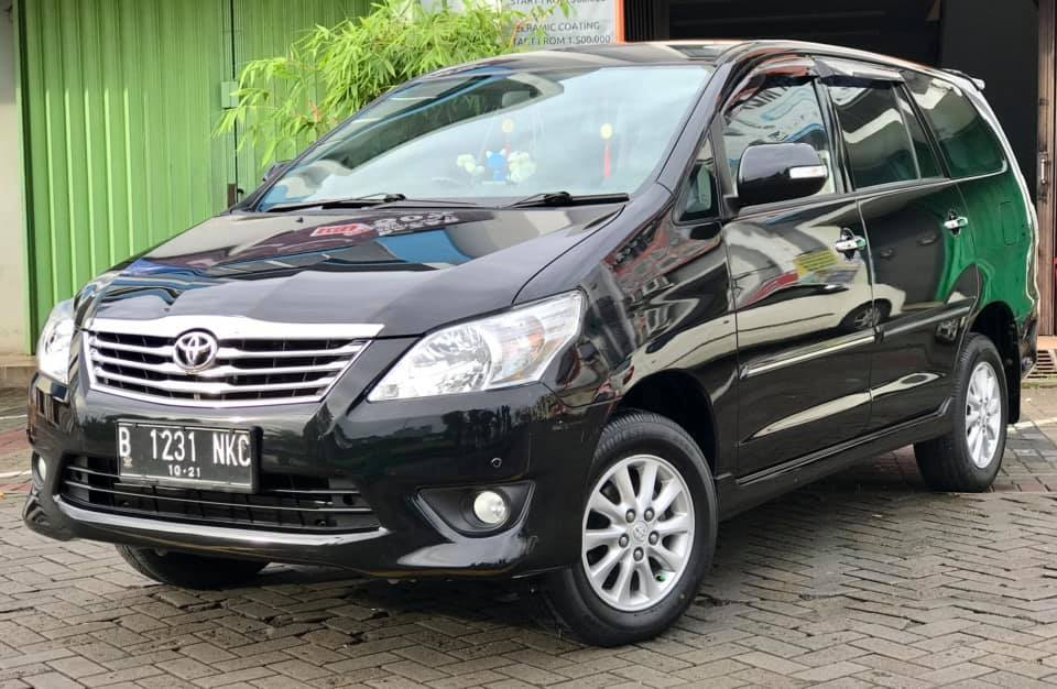 Kijang Innova Ceramic Coating