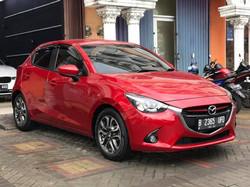 Mazda 2 After Ceramic Coating