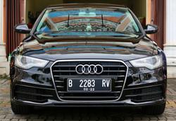 Audi A6 Nano Ceramic Coating