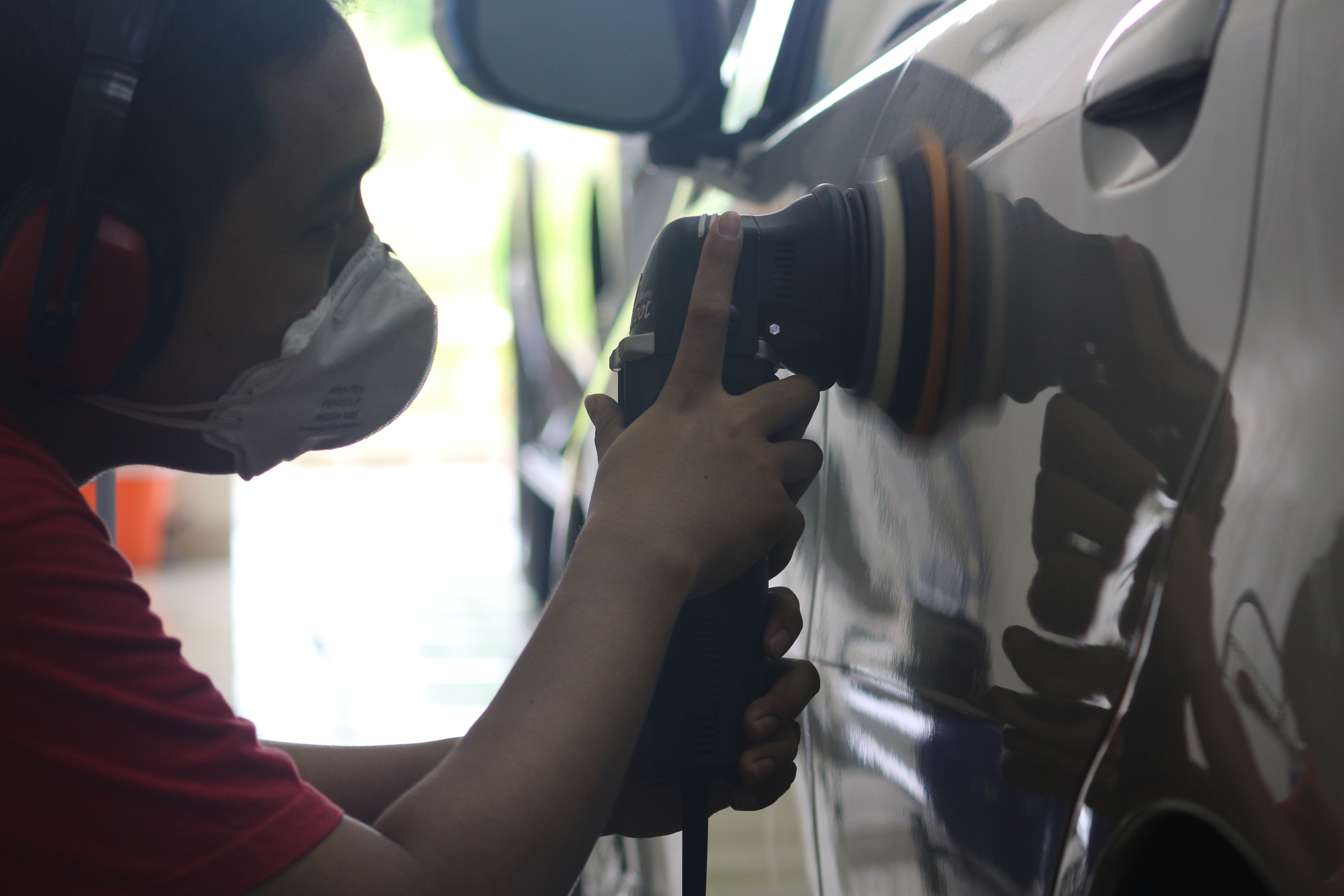 Coating Honda Jazz