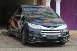 Honda Odyssey After Ceramic Coating