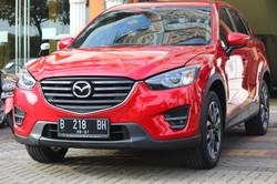 Mazda CX-5 Nano Ceramic Coating