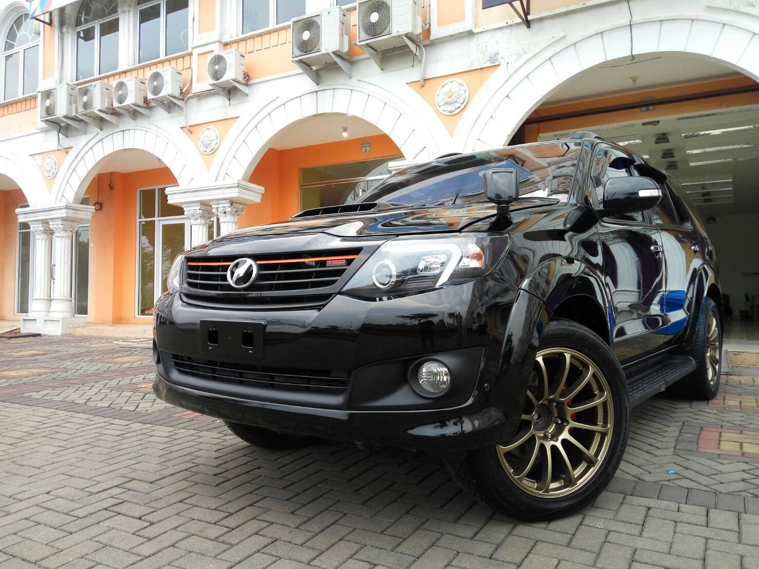 Fortuner VNTurbo Ceramic Coatin