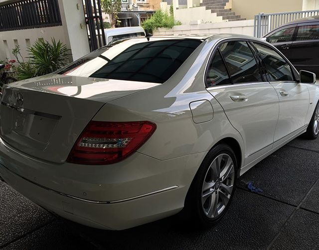 C200 got Ultimate treatment 😍__#jasapoles #polesmobil #autodetailing #paintprotection #ceramiccoati