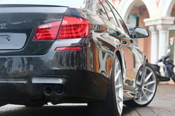 BMW F10 Nano Ceramic Coating