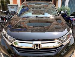 Honda CRV Turbo Ceramic Coating