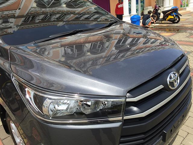 The legend reborn after refreshed and ceramic coating 😎__#toyota #kijang #innova #tokinov #autodeta