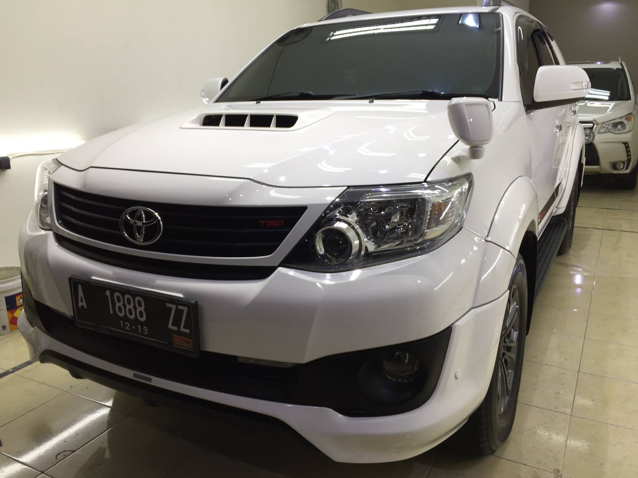 Fortuner VNTurbo Ceramic Coating