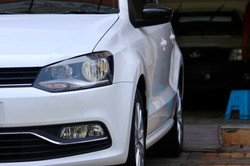 VW Polo After Ceramic Coating
