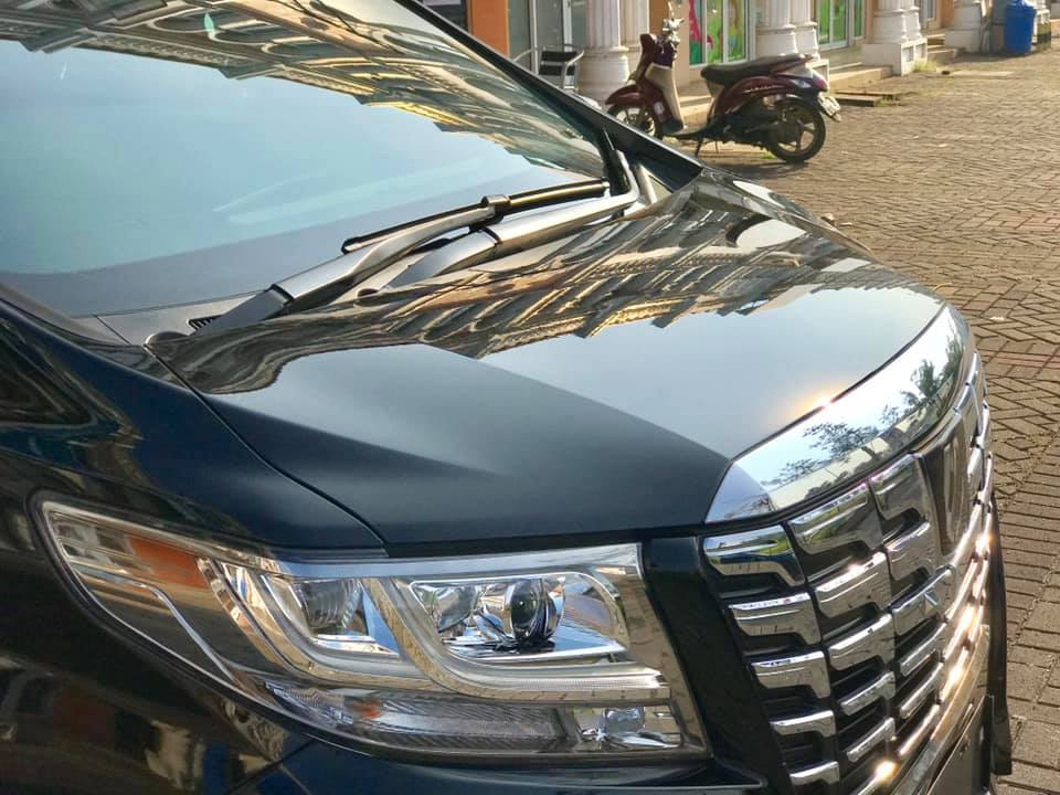 Alphard Ceramic Coating