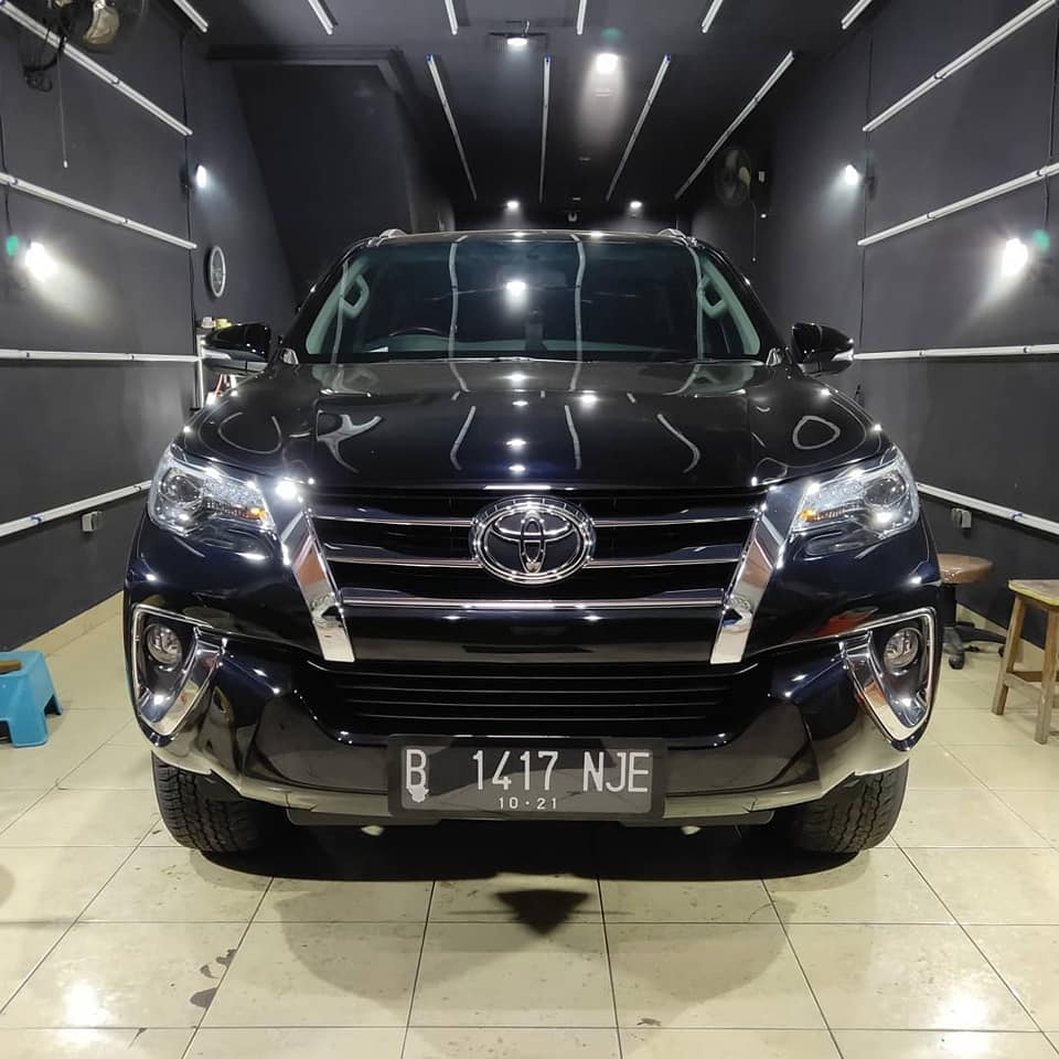 Fortuner VRZ Ceramic Coating