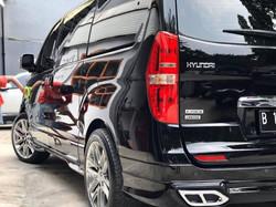 Hyundai H1 Nano Coating