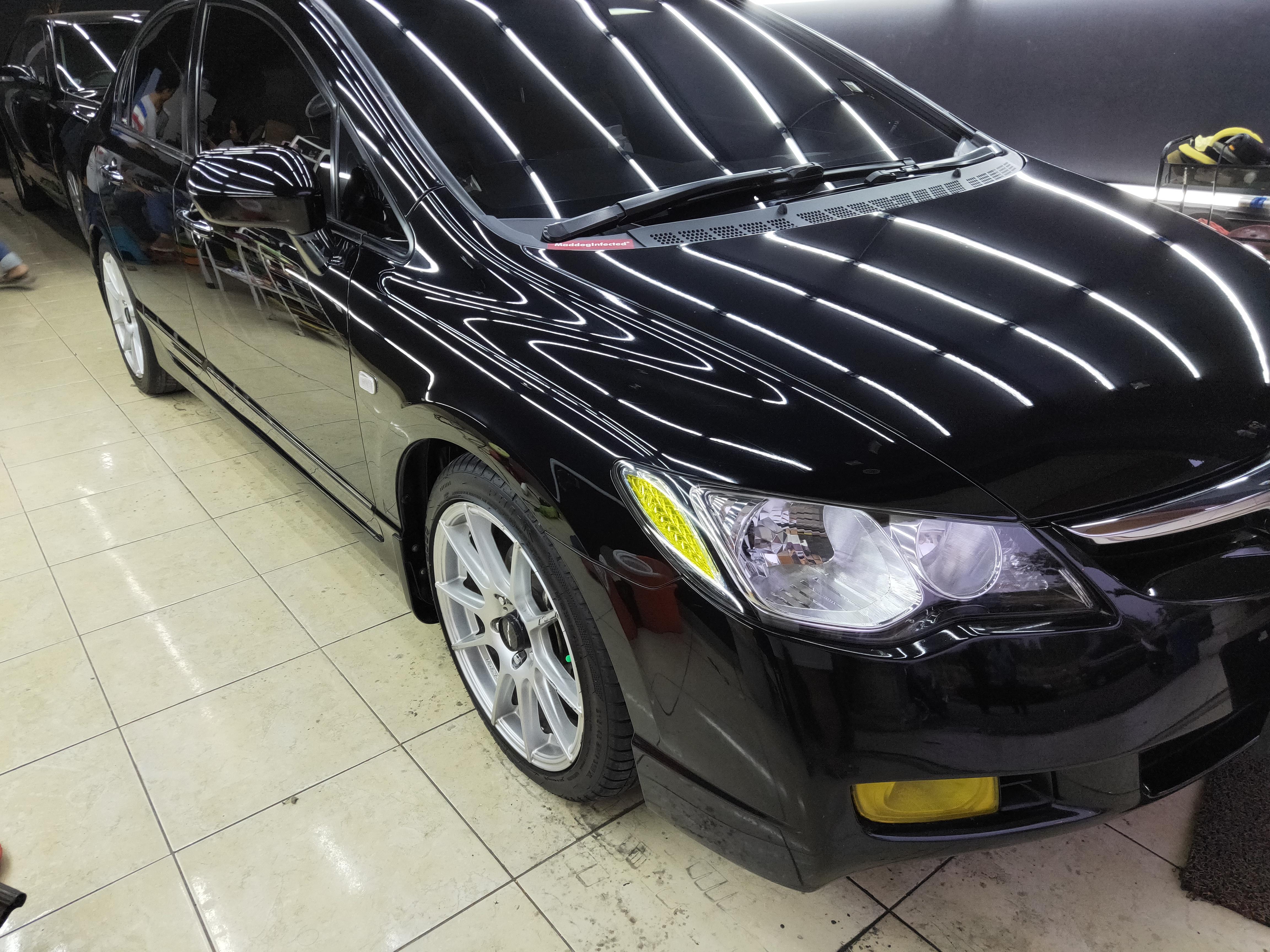 Honda Civic Auto Detailing