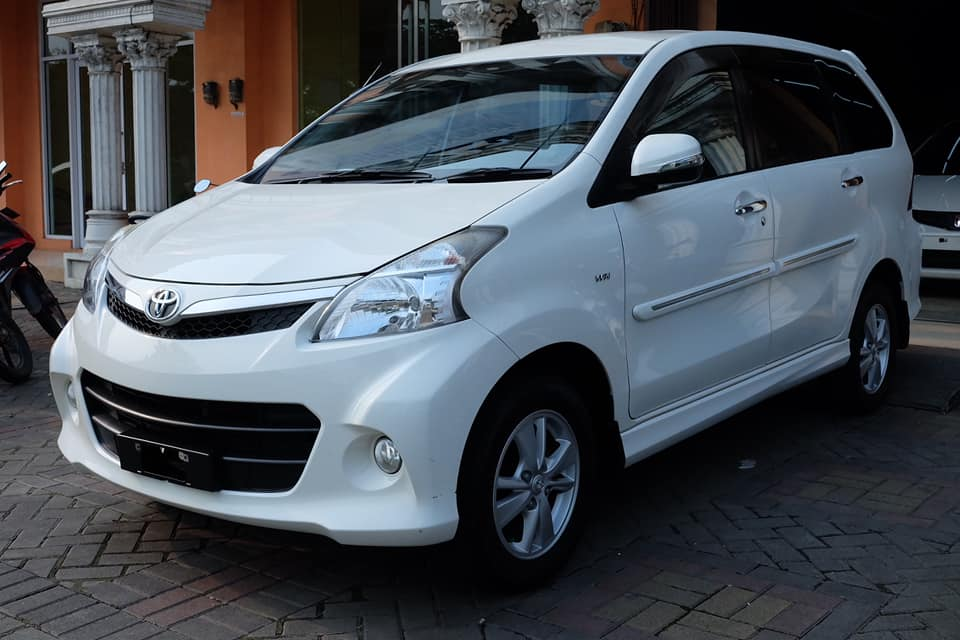 Avanza Veloz After Ceramic Coating