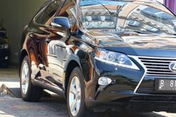 Lexus RX270 Nano Ceramic Coating
