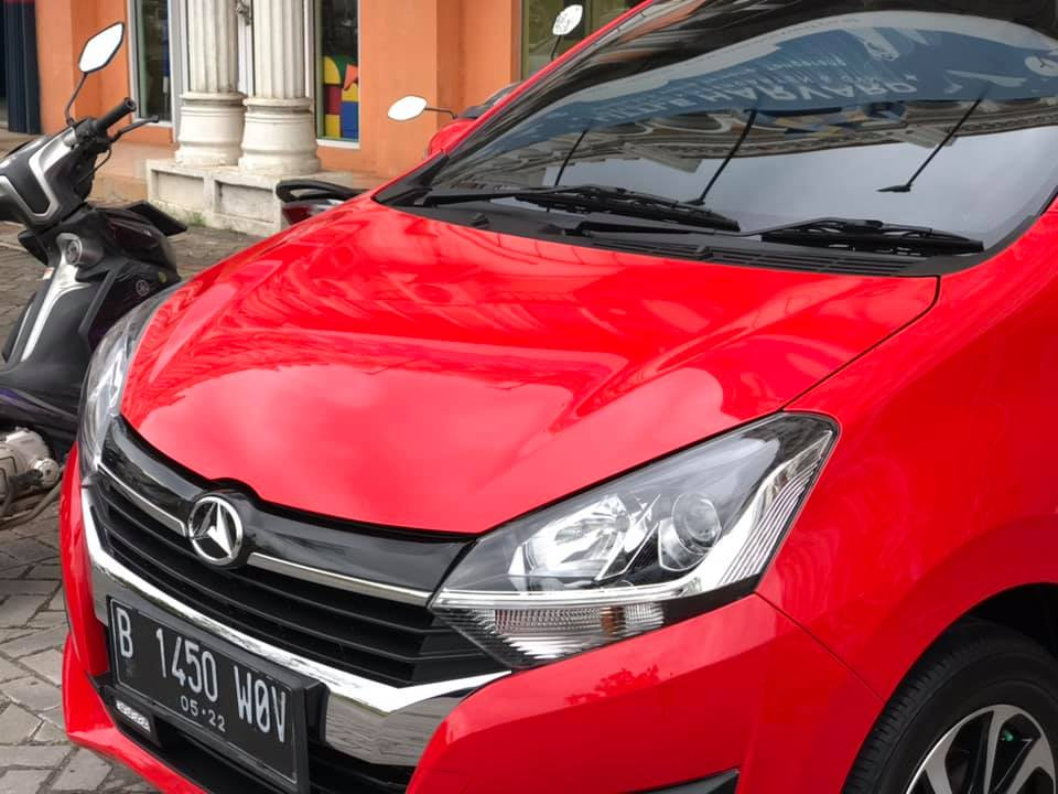 Daihatsu Ayla Auto Detailing