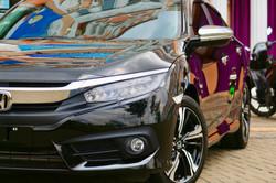 Civic Turbo Ceramic Coating