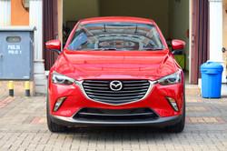 Mazda CX-3 Nano Ceramic Coating