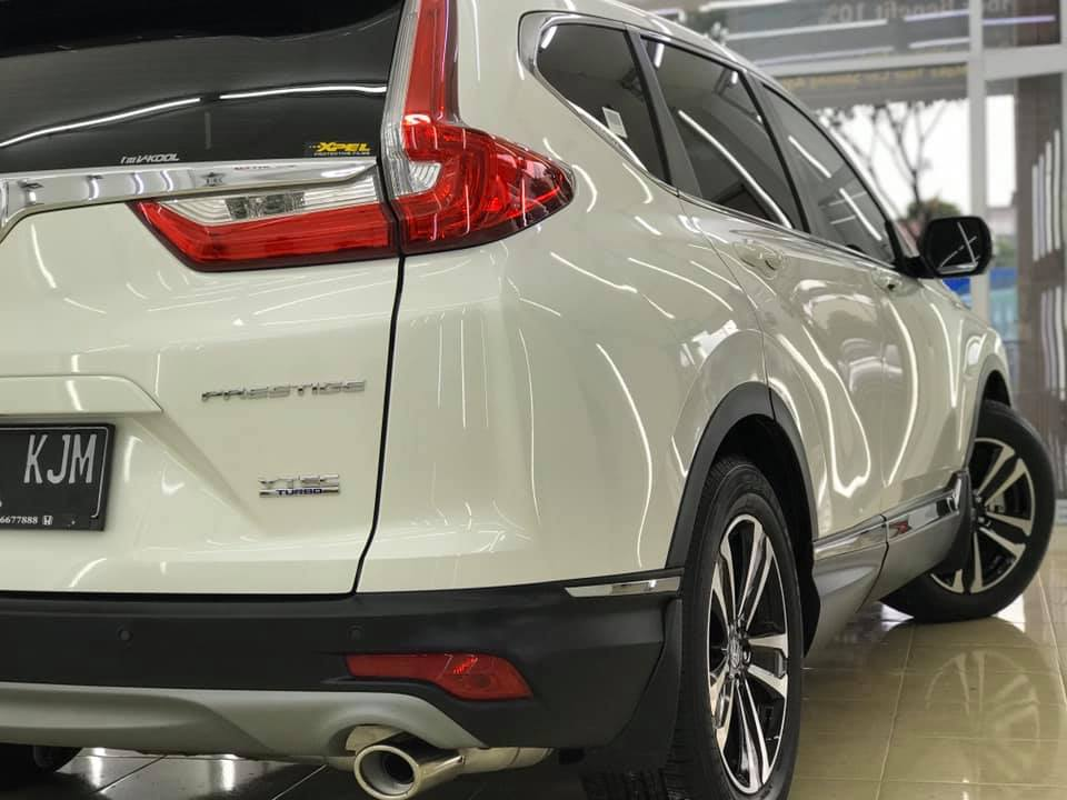 CRV Turbo Nano Ceramic Coating