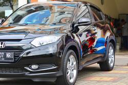 Honda HRV after nano ceramic coating