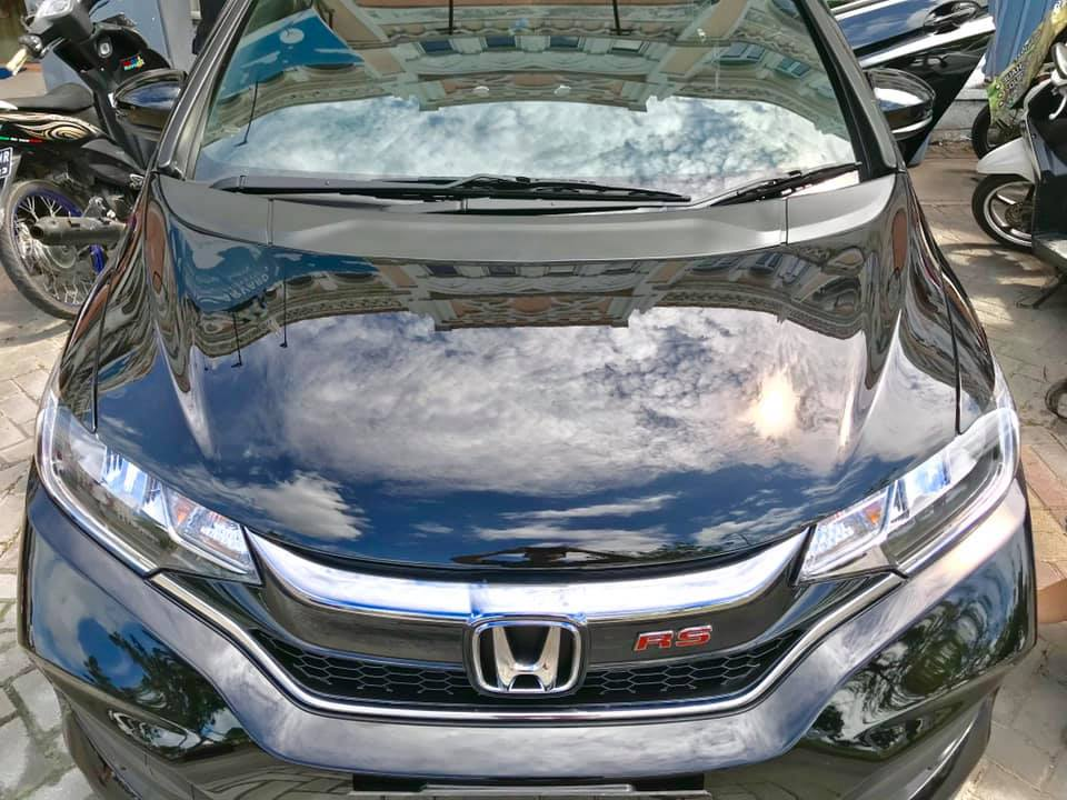 Honda Jazz Nano Ceramic Coating