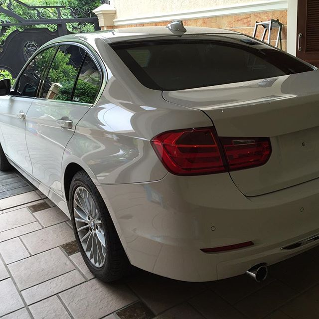 BMW F30 with Maximum Detail Package.