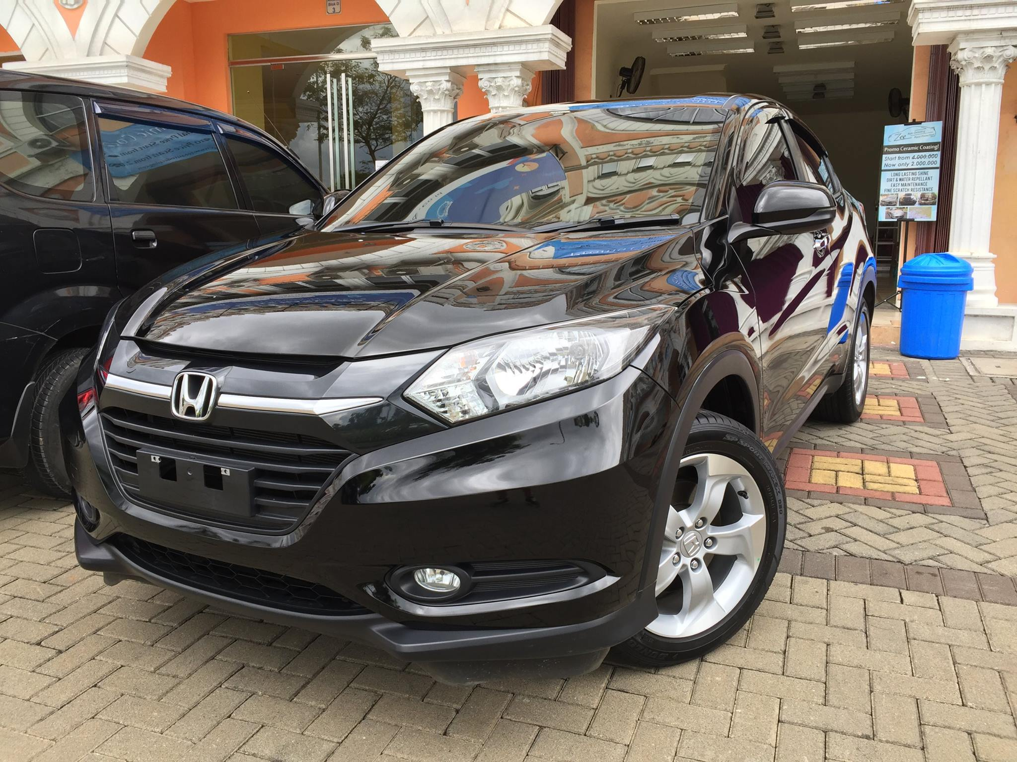 Honda HRV Ceramic Coating