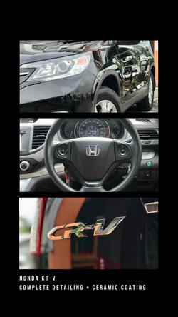 Honda CR-V Ceramic Coating
