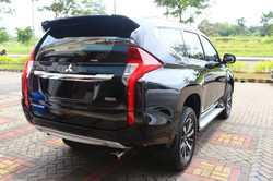 All New Pajero After Detailing