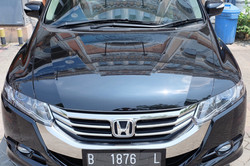 Honda Odyssey Nano Ceramic Coating