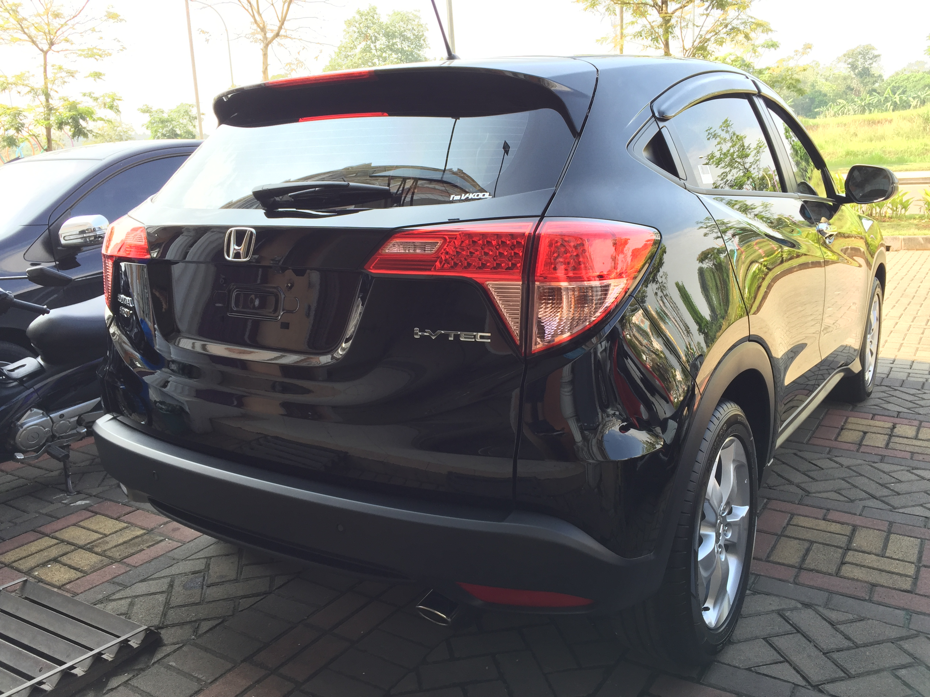 Honda HR-V Ceramic Coating