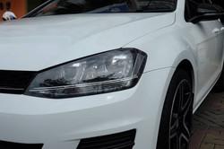 VW Golf Nano Ceramic Coating