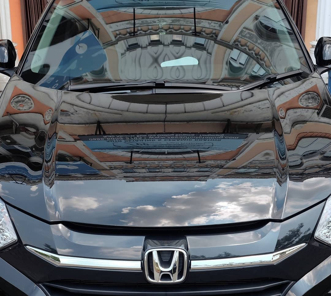 Honda HRV Nano Ceramic Coating