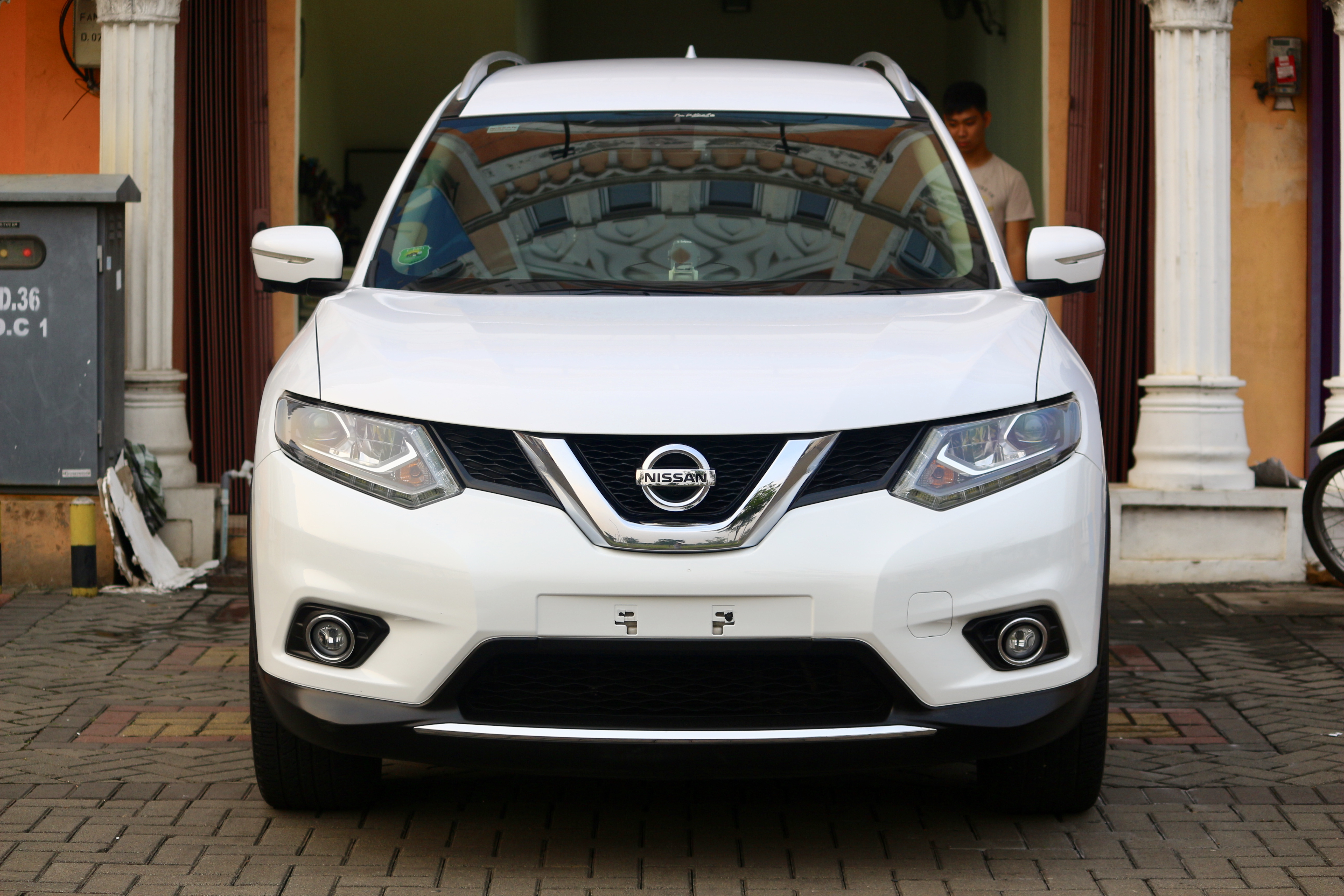 Nissan X-Trail Nano Ceramic Coating