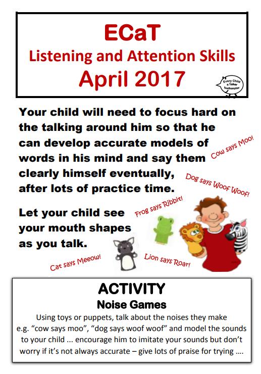 ECaT April 2017