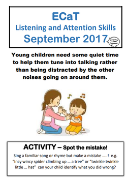 ECaT September 2017