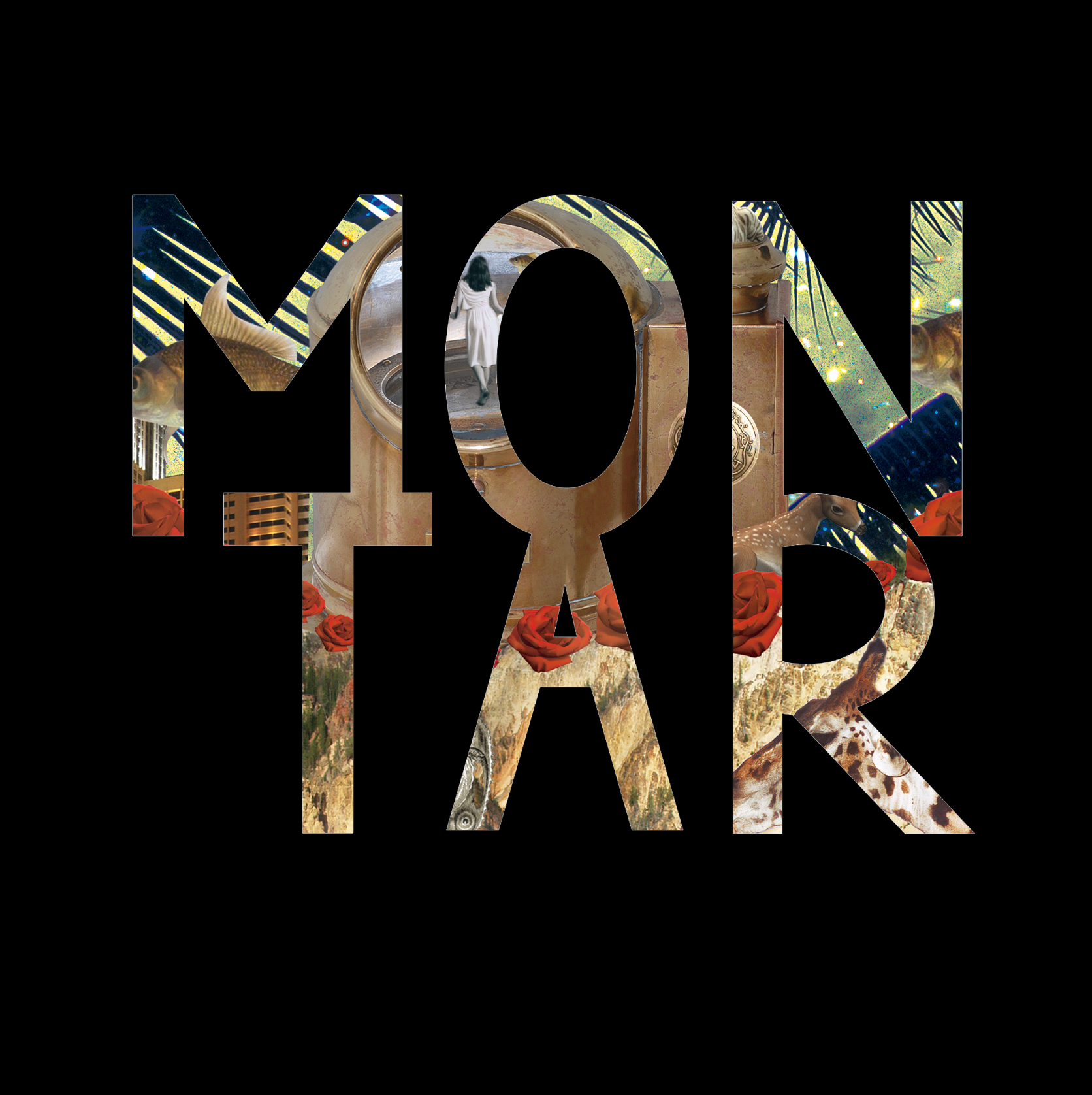 Logo MONTAR Collages