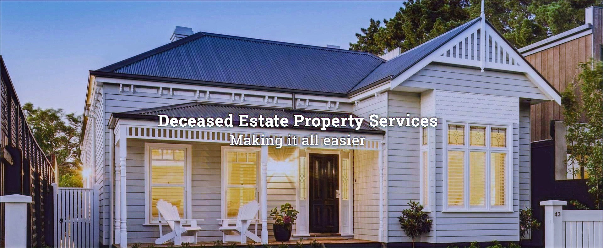 Deceased State Property Clean Up Service