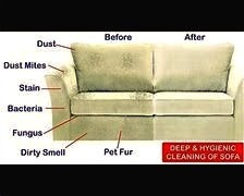 Couch or Ottoman Steam Cleaning